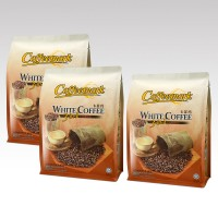 Coffeemark White Coffee 3-in-1 (Classic) @ 15's x 36g [Bundle of 3]
