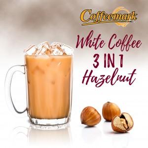 Coffeemark White Coffee 3-in-1 (Hazelnut) @ 15's x 36g [Bundle of 3]