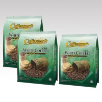 Coffeemark White Coffee 3-in-1 (Less Sugar) @ 15's x 32g [Bundle of 3]