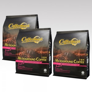 Coffeemark Microground Coffee 3-in-1 @ 15's x 28g [Bundle of 3]