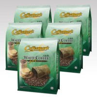 Coffeemark White Coffee 3-in-1 (Less Sugar) @ 15's x 32g [Bundle of 5]
