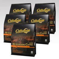 Coffeemark Microground Coffee 2-in-1 @ 15's x 20g [Bundle of 5]
