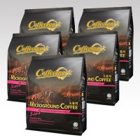 Coffeemark Microground Coffee 3-in-1 @ 15's x 28g [Bundle of 5]