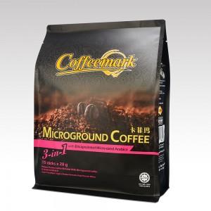 Coffeemark Microground Coffee 3-in-1 @ 15's x 28g [Bundle of 5]