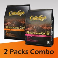 2-Pack Coffeemark Microground Coffee Combo [1 pack Microground Coffee 3-in-1 @ 15's x 28g + 1 pack Microground Coffee 2-in-1 @ 15's x 20g]