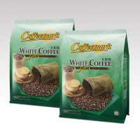 Coffeemark White Coffee 3-in-1 Less Sugar @15's x 32g [Bundle of 2]
