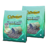 [2 Pack Bundle] Coffeemark White Coffee 3-in-1 Less Sugar @15's x 32g
