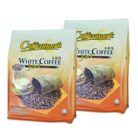 [2 Pack Bundle] Coffeemark White Coffee 3-in-1 Classic @15's x 36g