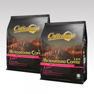 Coffeemark Microground Coffee 3-in-1 @ 15's x 28g [Bundle of 2]