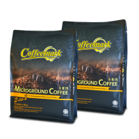 [2 Pack Bundle] Coffeemark Microground Coffee 2-in-1 @ 15's x 20g