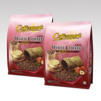 Coffeemark White Coffee 3-in-1 Hazelnut @15's x 36g [Bundle of 2]