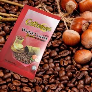 Coffeemark White Coffee 3-in-1 Hazelnut @15's x 36g [Bundle of 2]