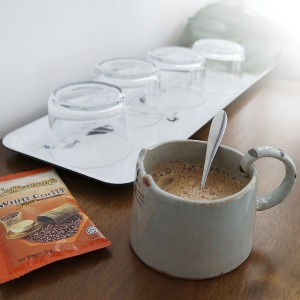 Coffeemark White Coffee 3-in-1 Classic @15's x 36g [ FREE 3 SACHETS 32g 3-in-1 Less Sugar] [Bundle of 2]