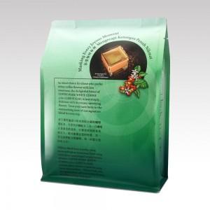 Coffeemark White Coffee 3-in-1 Classic Less Sugar Hazelnut Flavour (15 Sachets x 1 Packet)