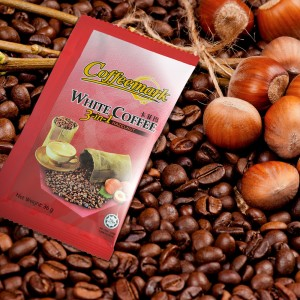 Coffeemark White Coffee 3-in-1 Hazelnut @15's x 36g