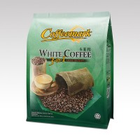 Coffeemark White Coffee 3-in-1 Less Sugar @ 15's x 32g