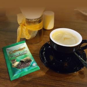 Coffeemark White Coffee 3-in-1 Less Sugar @ 15's x 32g