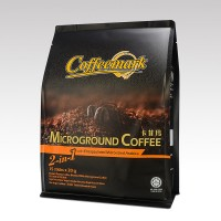 Coffeemark Microground Coffee 2-in-1 @ 15's x 20g