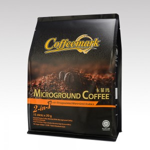 Coffeemark Microground Coffee 2-in-1 @ 15's x 20g
